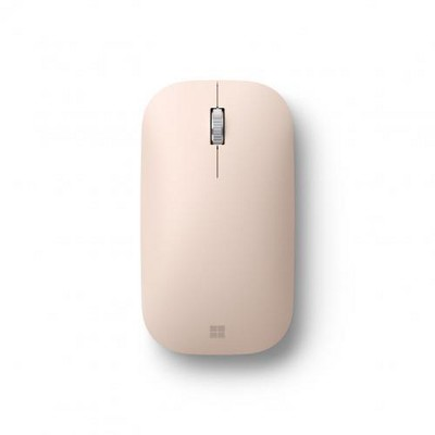 Microsoft Surface Mobile Mouse Sandstone - Bluetooth Connectivity - Seamless scrolling - Light & portable - BlueTrack enabled