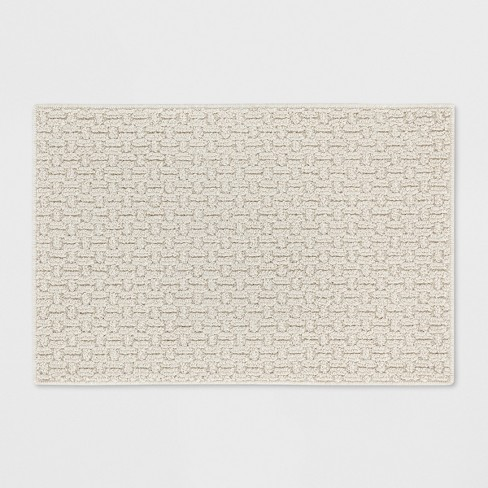 Solid Washable Rug - Made By Design™ - image 1 of 3