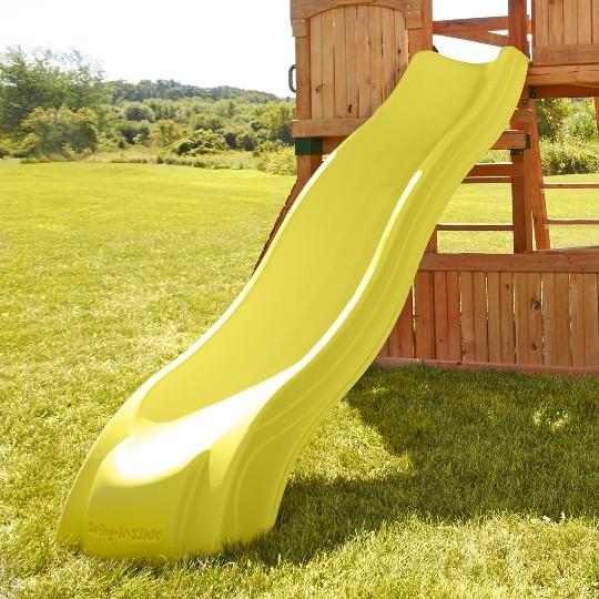 Swing-N-Slide Yellow Alpine Slide image number null