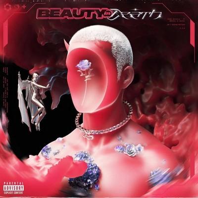 Chase Atlantic - BEAUTY IN DEATH (Black & White Swirl LP) (EXPLICIT LYRICS) (Vinyl)