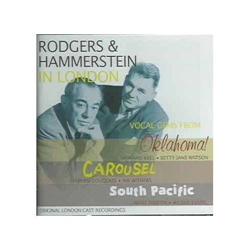 Original London Cast - Rodgers & Hammerstein in London: Oklahoma!: Carousel: South Pacific (CD) - image 1 of 1