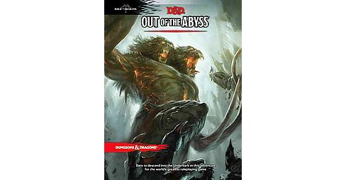 Out of the Abyss : Rage of Demons (Hardcover) - image 1 of 1