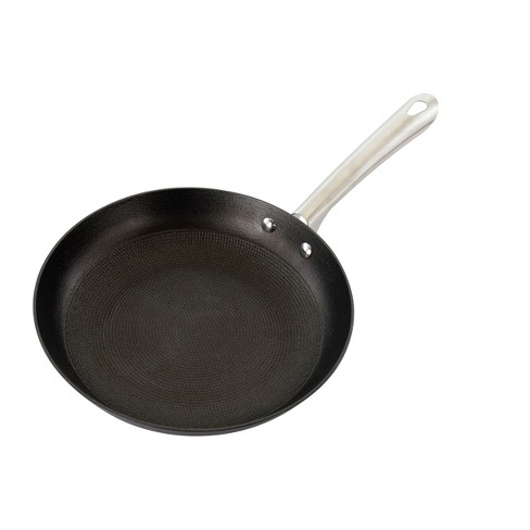 Oster Lightweight 12 Inch Cast Iron Frying Pan with Stainless Steel Handle - image 1 of 4