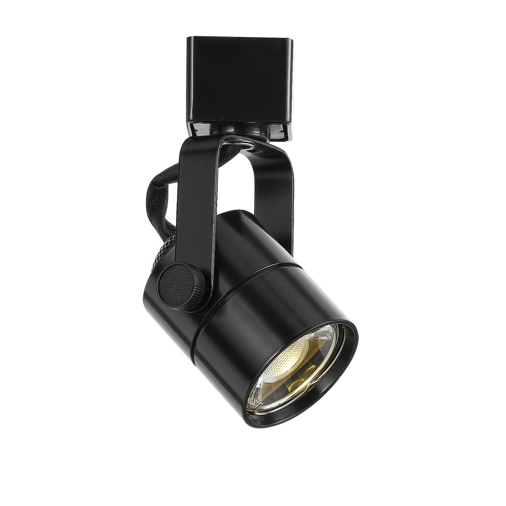 Integrated Led Track Fixture Black 6x3 Ceiling lights - Cal Lighting
