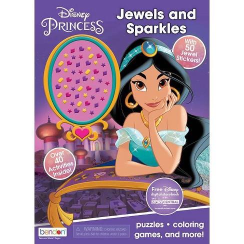 Disney Princess w/Jewel Stickers - image 1 of 3