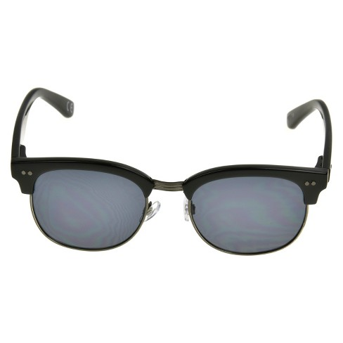 3ead2351b98aa Men s Club Master Sunglasses With Smoke Lenses - Black   Target