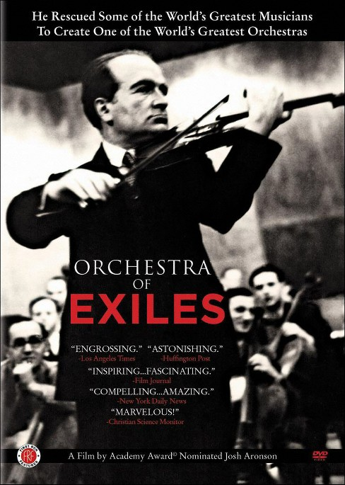 Orchestra of exiles (DVD) - image 1 of 1