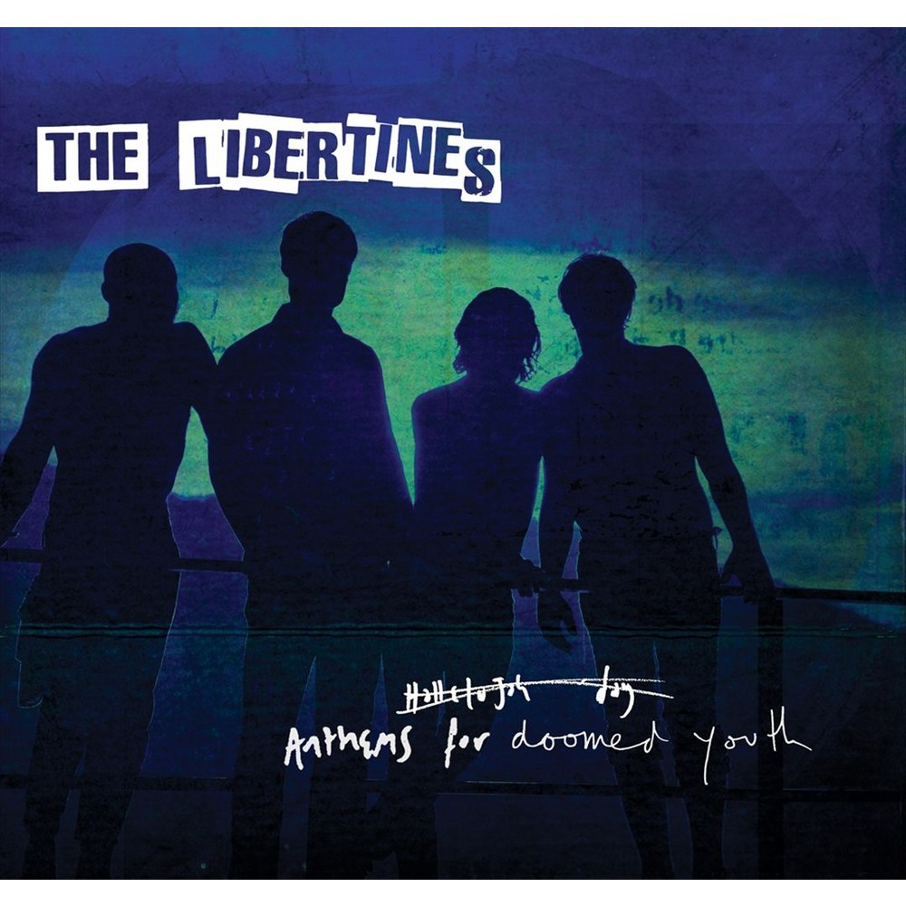 Libertines - Anthems For Doomed Youth (CD)