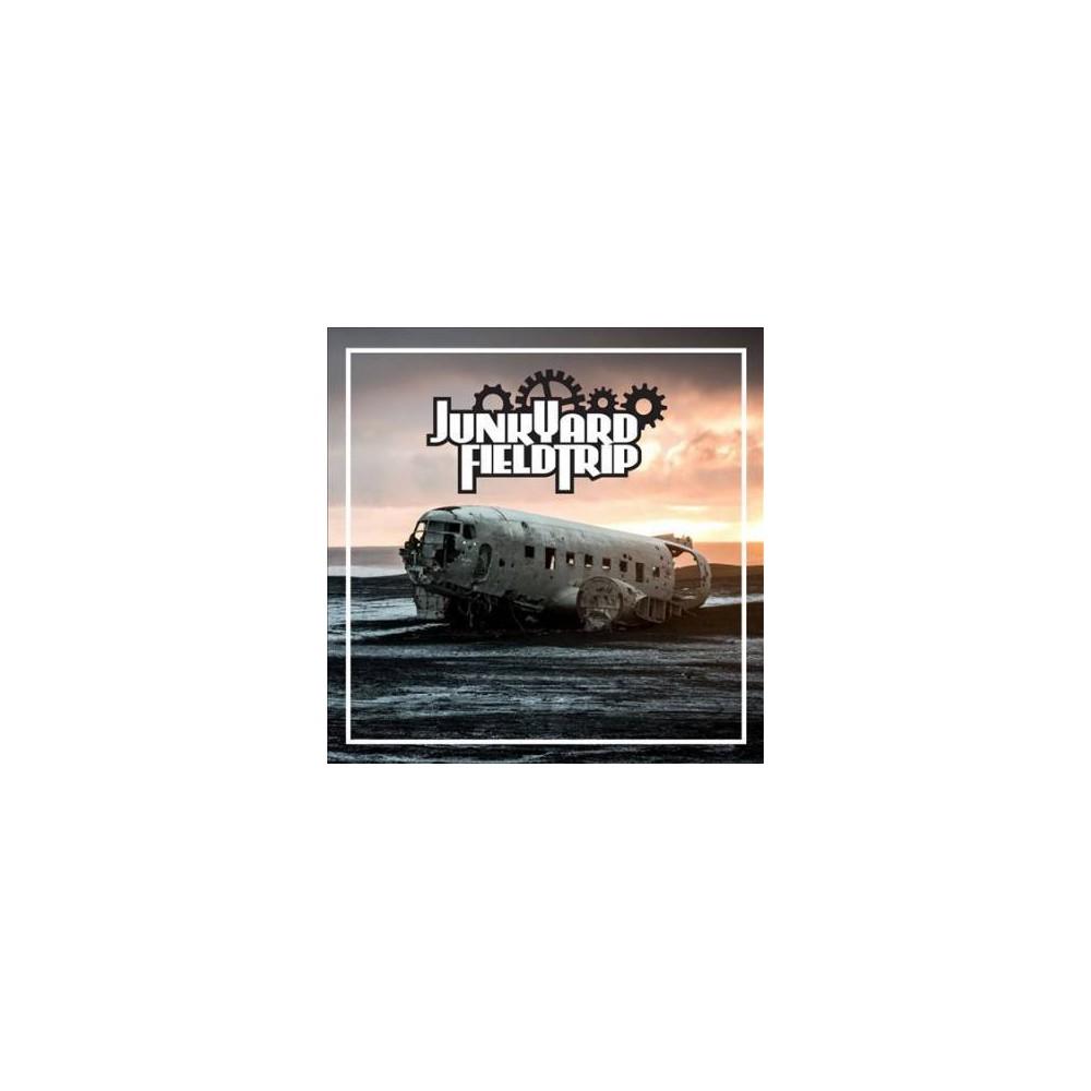 Junkyardfieldtrip - Junkyardfieldtrip (CD)