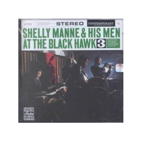 Shelly Manne - At the Black Hawk Volume 3 (CD) - image 1 of 1