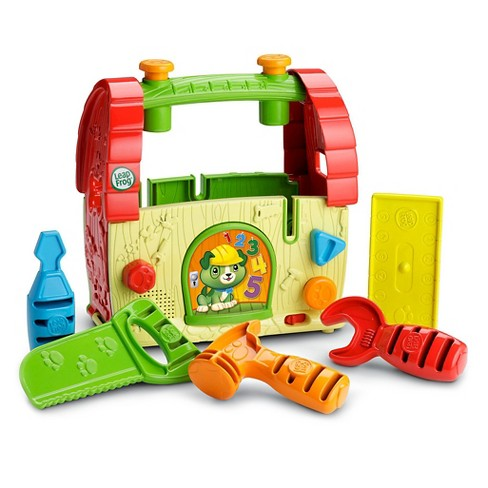 LeapFrog Scout's Build & Discover Tool Set - image 1 of 13