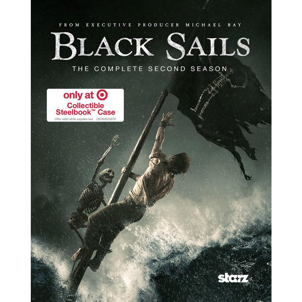 Black Sails Season 2 (Blu-Ray)