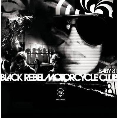 Black Rebel Motorcycle Club - Baby 81 (CD)