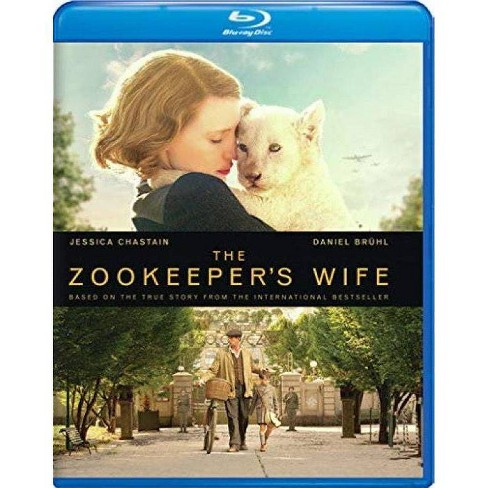 The Zookeeper's Wife (Blu-ray) - image 1 of 1
