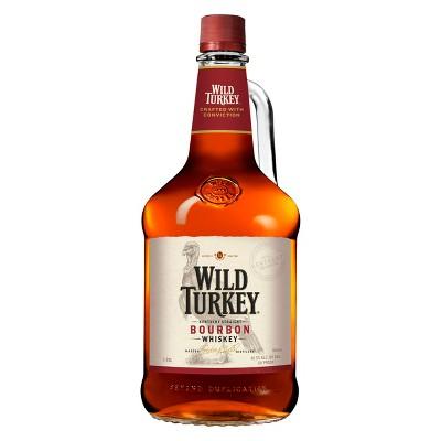 Wild Turkey 101P Bourbon Whiskey - 1.75L Bottle