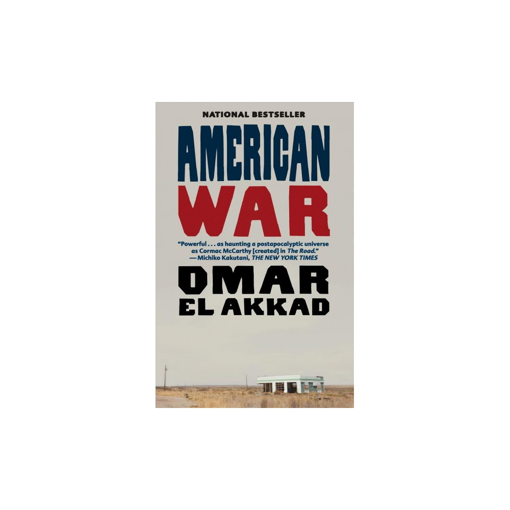 American War - Reprint by Omar El Akkad (Paperback)