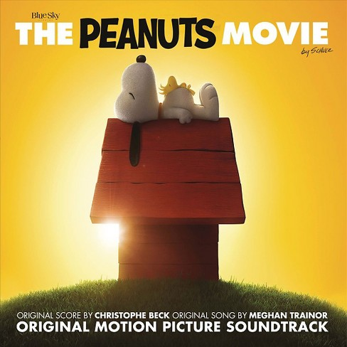 Various - Peanuts movie (Ost) (Vinyl) - image 1 of 1