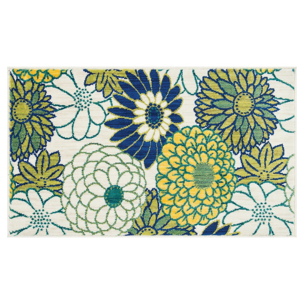 Loloi Isabelle Accent Rug - Ivory (1'7