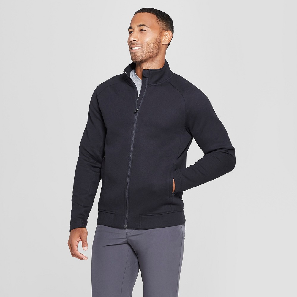 Mpg Sport Men's Fleece Jacket - Black L