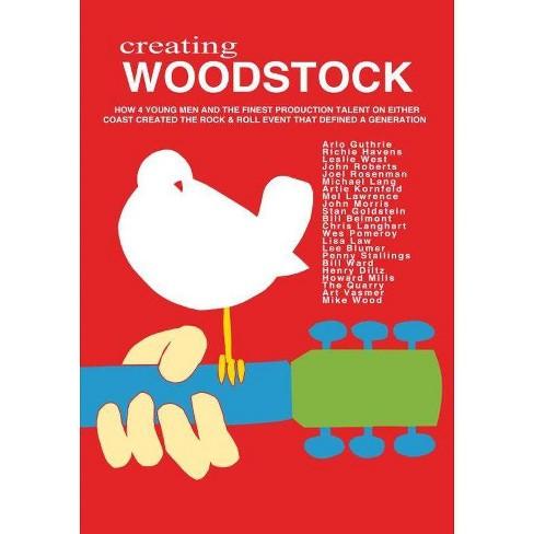 Creating Woodstock (DVD) - image 1 of 1