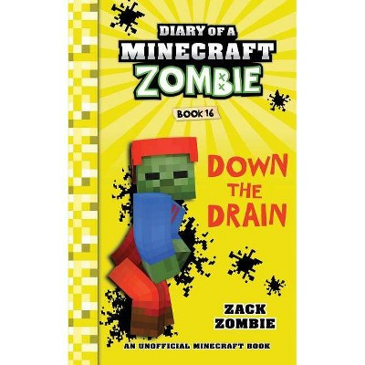 Diary of a Minecraft Zombie Book 16 - by  Zack Zombie (Paperback)