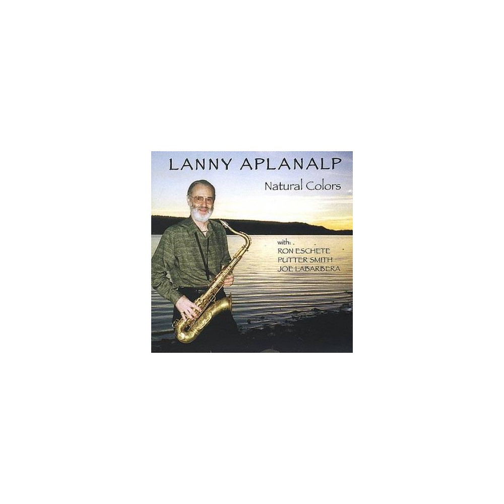 Lanny Aplanalp - Natural Colors (CD)