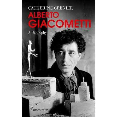 Alberto Giacometti - by  Catherine Grenier (Hardcover) - image 1 of 1