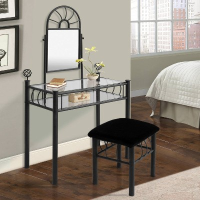 Kids Vanity Set Black - Lifestyle Solutions