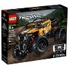 LEGO Technic 4X4 X-treme Off-Roader Toy Truck Building Set STEM Toy with App 42099 - image 4 of 4