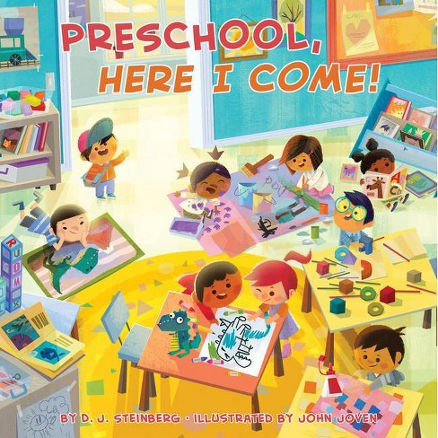 Preschool, Here I Come! - by David J Steinberg (Board Book) - image 1 of 1