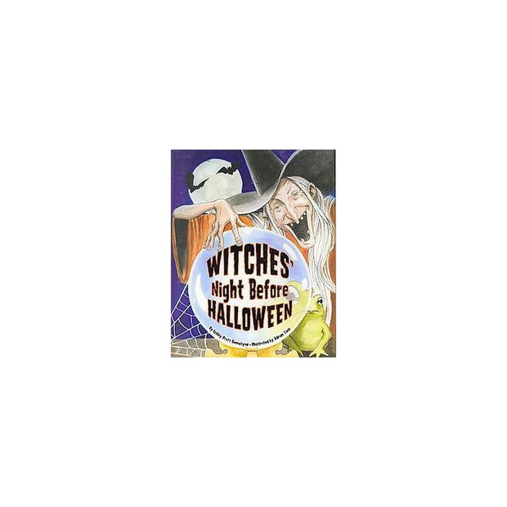 Witches' Night Before Halloween (Hardcover) (Lesley Pratt Bannatyne)