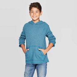 Boys' Long Sleeve Thermal Hooded T-Shirt - Cat & Jack™