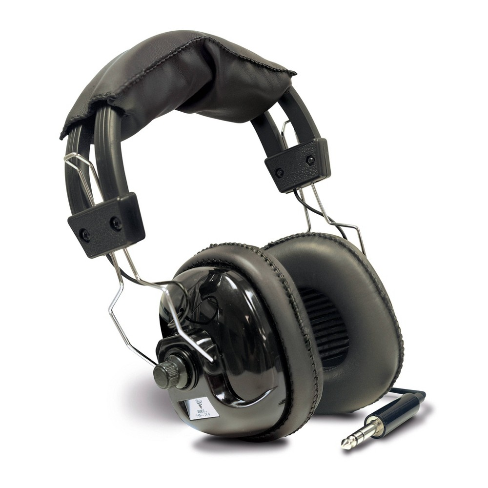 Image of Bounty Hunter Headphones - Black