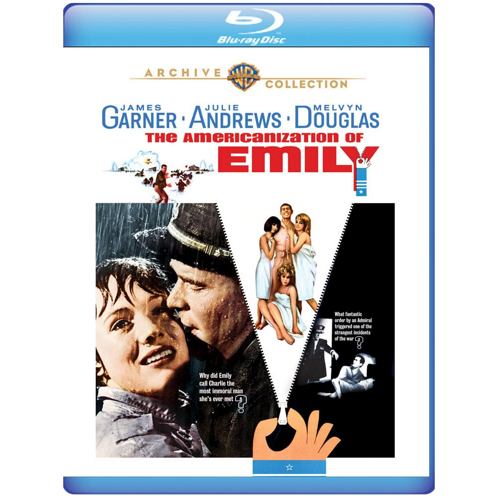 Americanization Of Emily (Blu-ray)