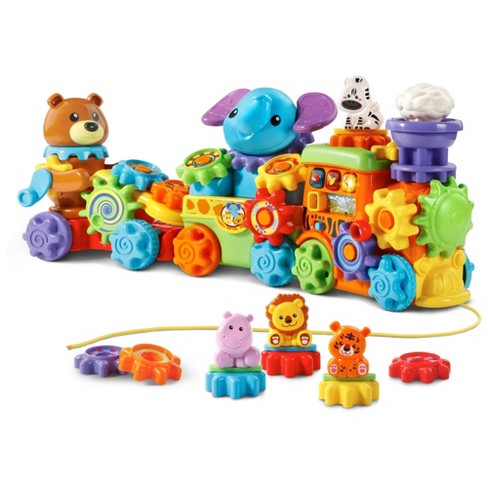 VTech GearZooz Roll and Roar Animal Train - image 1 of 4