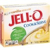 Jell-O Cook & Serve Vanilla Pudding - 4.6 oz - image 2 of 4