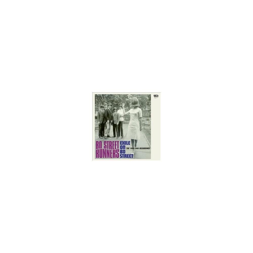 Bo Street Runners - Exile On Bo Street:1964-1969 Recordin (Vinyl)