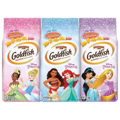 Goldfish Crackers Featuring Disney Princess - 6.6oz - image 1 of 4