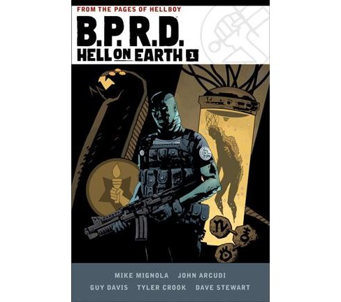 B.P.R.D. Hell on Earth 1 (Hardcover) (Mike Mignola & John Arcudi) - image 1 of 1