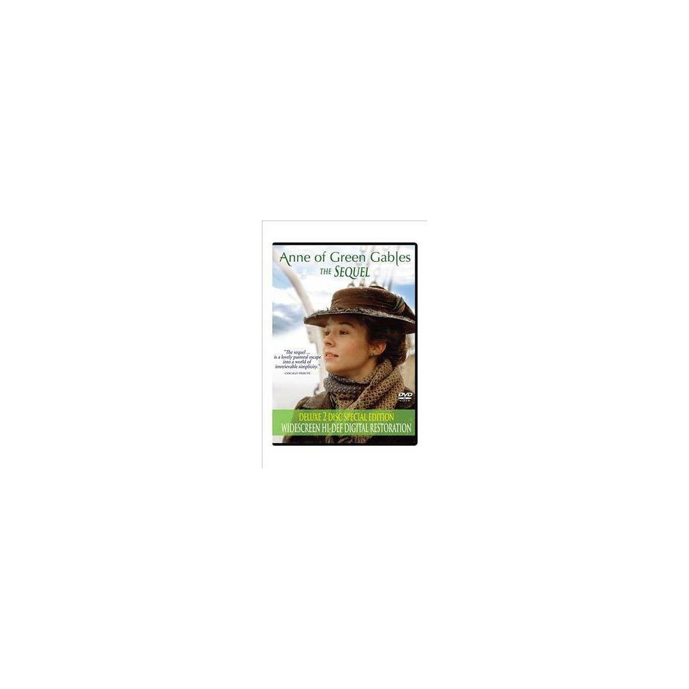 Anne Of Green Gables:Sequel (Dvd)