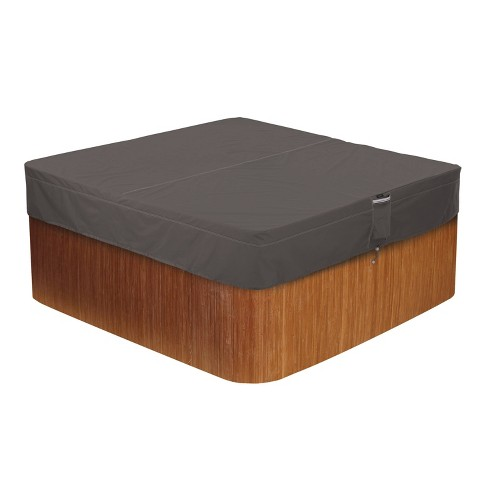 Large Ravenna Square Hot Tub Cover - Classic Accessories - image 1 of 4