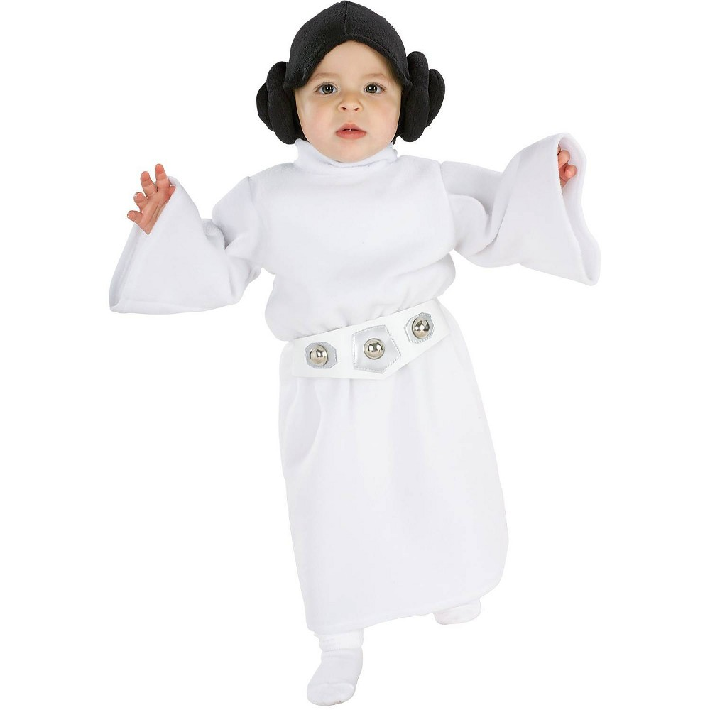 Image of Halloween Toddler Girls' Star Wars Princess Leia Costume - 2T-4T, Girl's, Size: Small, MultiColored