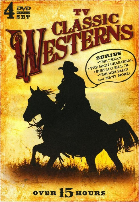 Tv classic westerns (DVD) - image 1 of 1