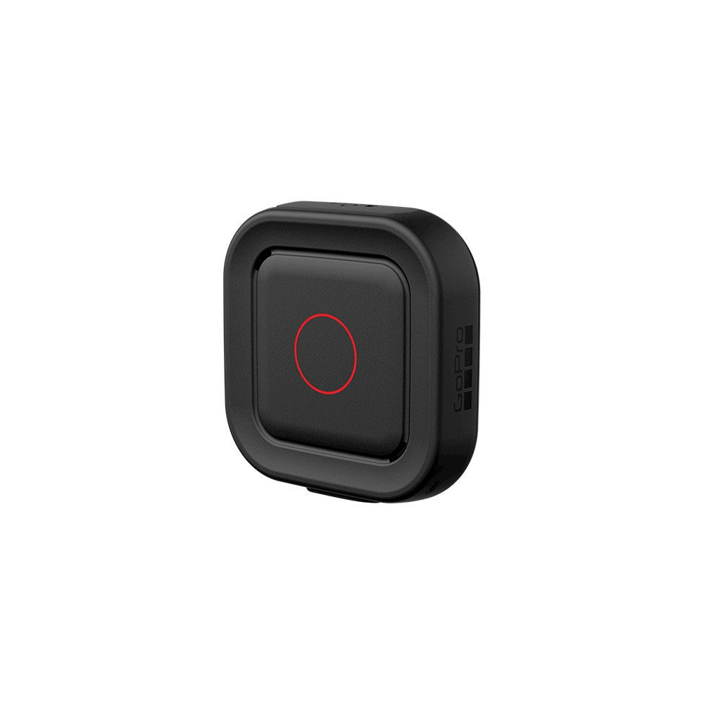 GoPro Remo (Waterproof Voice Activated Remote) - Black (Aaspr-001)