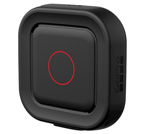GoPro Remo (Waterproof Voice Activated Remote) - Black (AASPR-001) - image 1 of 3