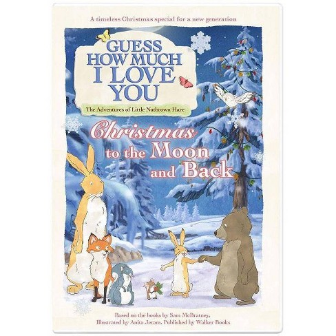 44ada9562e33 Guess How Much I Love You: Christmas To The Moon & Back (DVD) : Target