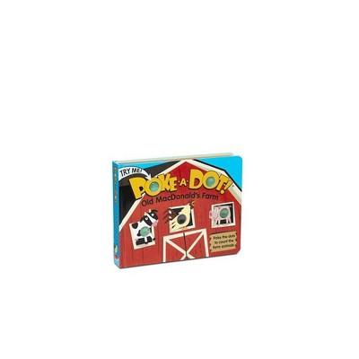 Poke-A-Dot: Old Macdonald's - (Hardcover)