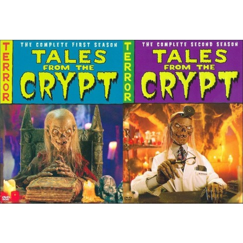 Tales from the Crypt: The Complete Seasons 1 & 2 [5 Discs] - image 1 of 1