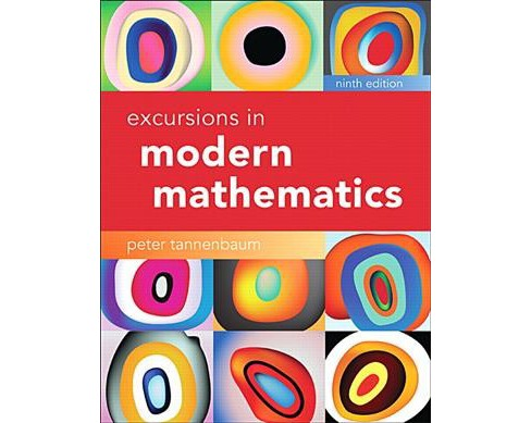 Excursions in Modern Mathematics -  by Peter Tannenbaum (Hardcover) - image 1 of 1