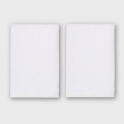 2pk Bath Towel Set White - Room Essentials™